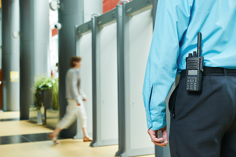 24 Hour Security Guard Cost in Stafford Staffordshire